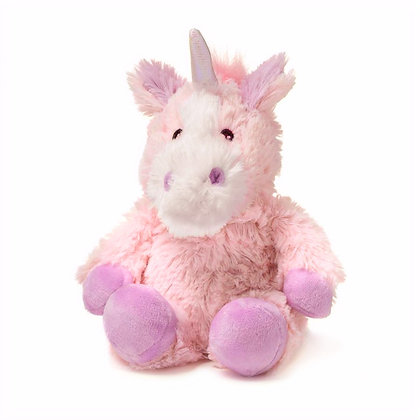 """Warmies"" Junior Pink Unicorn"