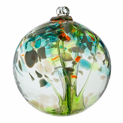 """""""Rebirth""""- 2"""" Tree of Enchantment Glass Ball/More coming in soon!"""