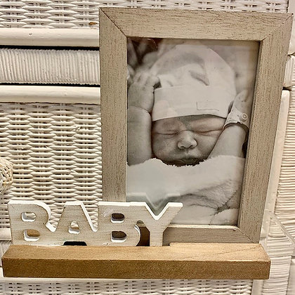 """""""Baby"""" Wooden Frame"""