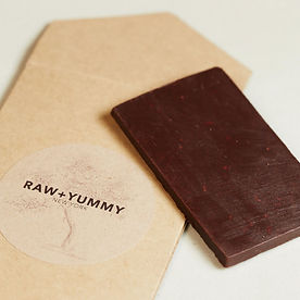Raw & Organic Cacao Bar