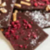 Raw and Organic Assorted Brittle
