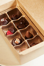 Organic & Raw Assorted Cacao Treats Box of 8