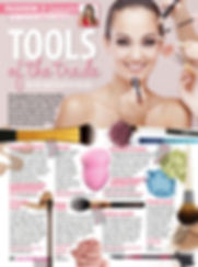 makeup brushes and tools how to use