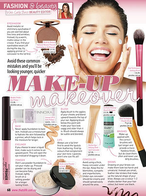 makeup tips and mistakes