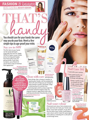 protect your hands from ageing using the best hand creams