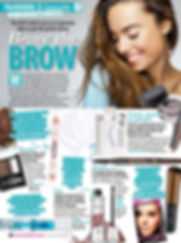 types of brow products and how to use