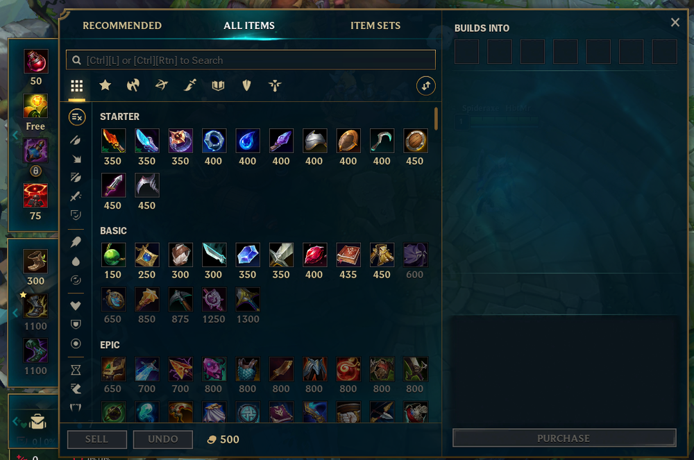 League of Legends skins for free by Honeygain, shop LOL