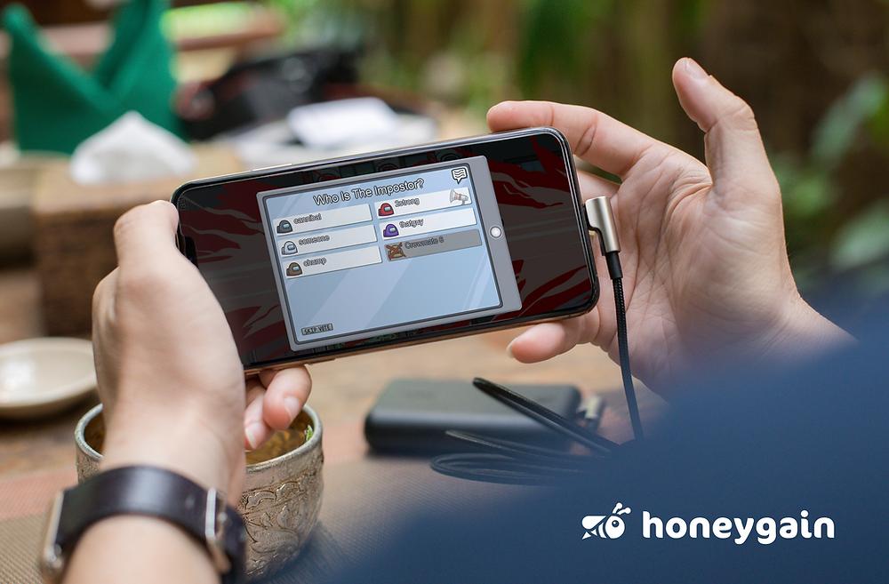 smart passive income, honeygain money making app