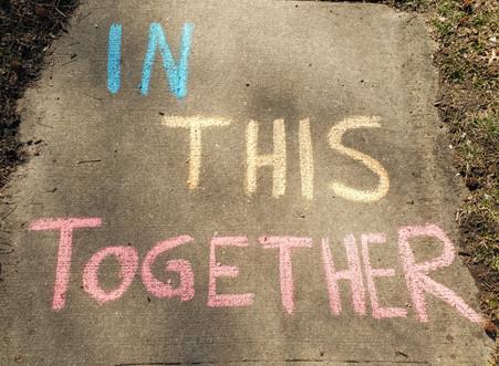 Chalk Your Walk!