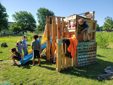 A day in the life of a playworker