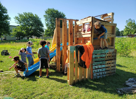 Hiring for Adventure Play After School!