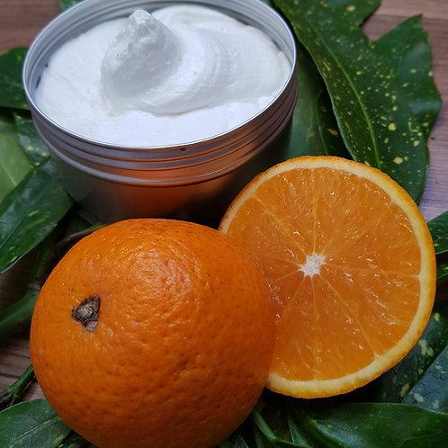 Sweet Orange Whipped Body Butter