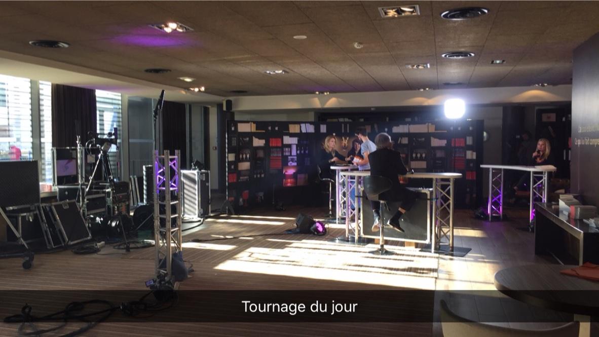"""Emission """"C'est le sud"""" Provence TV"""