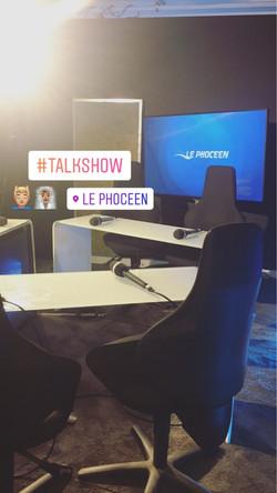 Talk-show Le Phocéen
