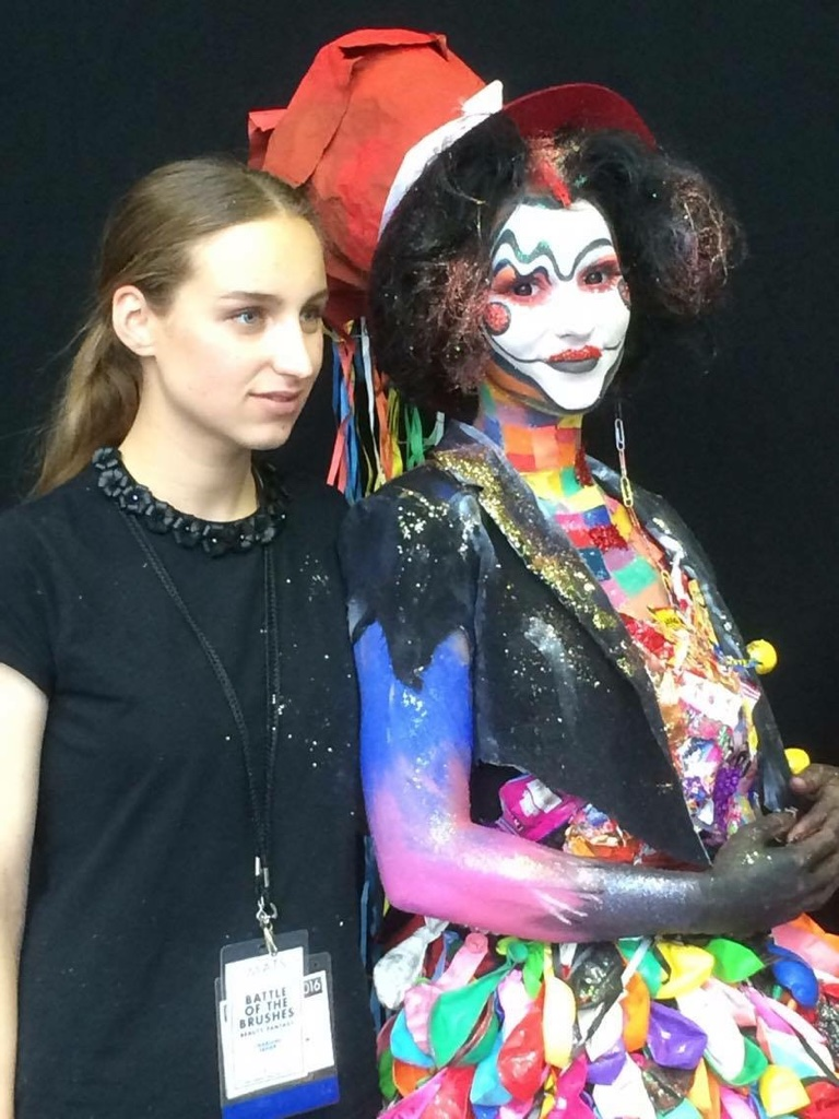 Imats Beauty/Fantasy London 2016