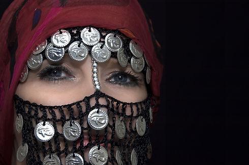 Mariée arabe