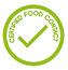 Lebensmittelkontat zertifiziertes Produk