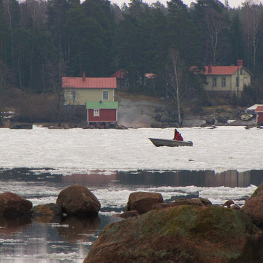 Jäänsärkijä, Risto Tarvainen