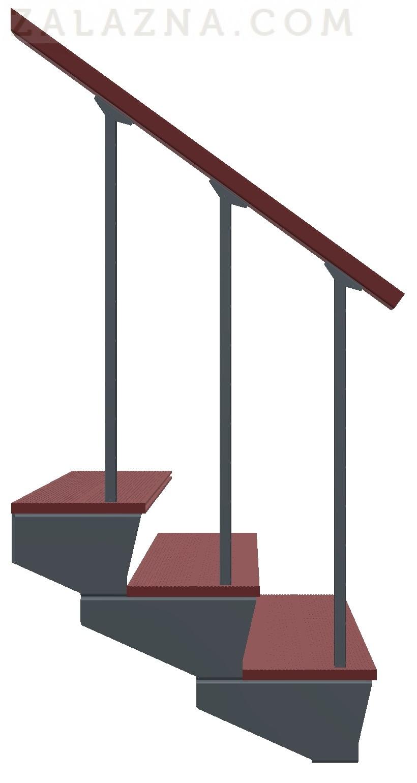Балясины - сталь
