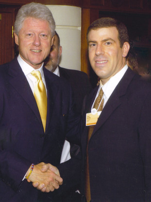 Gilad Adin - President Clinton.jpg