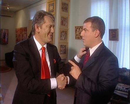 Gilad Adin - President Yushchenko.jpg