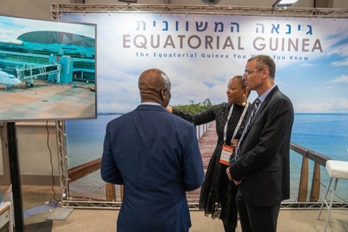 embajador de guinea ecuatorial en israel