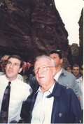 Gilad Adin - PrimeMinister Rabin גלעד עדין עם רבין