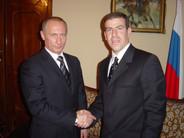 Gilad Adin with Putin גלעד עדין עם פוטין