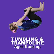 Tumbling and Trampoline