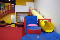 South Gym Slide