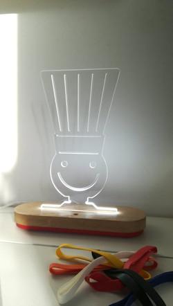 CHEF Lamp 2020