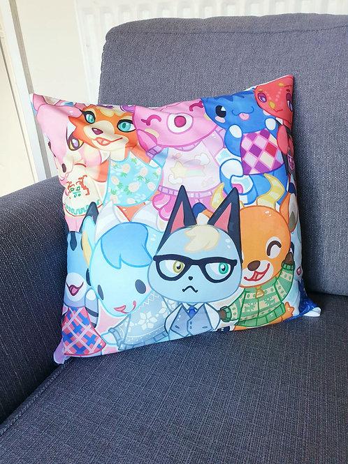 Animal Crossing Cushion