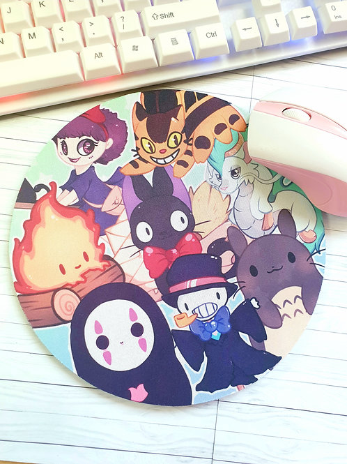 Ghibli Mouse Pad