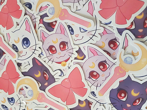 Sailor Moon Stickers