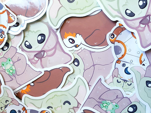 The Child Stickers