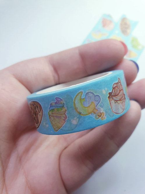 Food Washi Tape