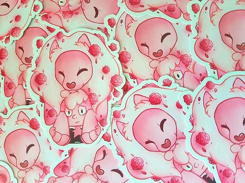 Lion Lars Steven Universe Sticker