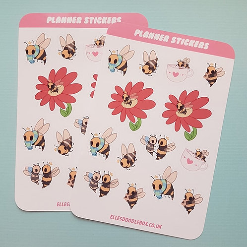 Bees Sheet