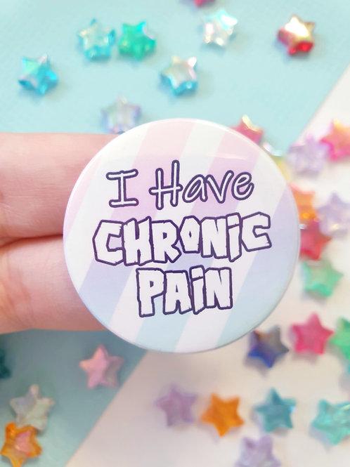 I have Chronic Pain Badge