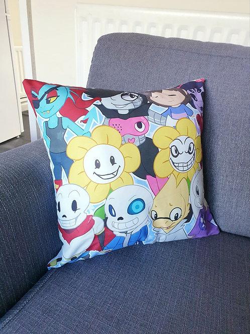 Undertale Cushion