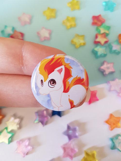 Ponyta Badge