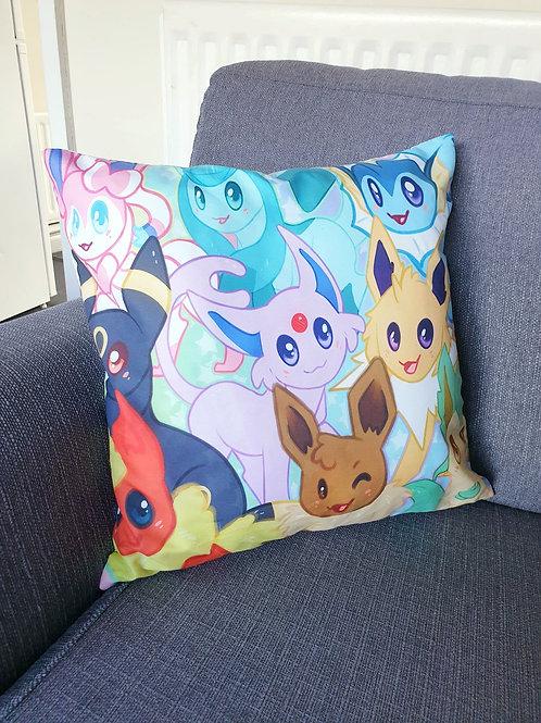 Eeeveelutions Cushion