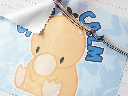 Psyduck Lens Cleaning Cloth - for glasses and screens