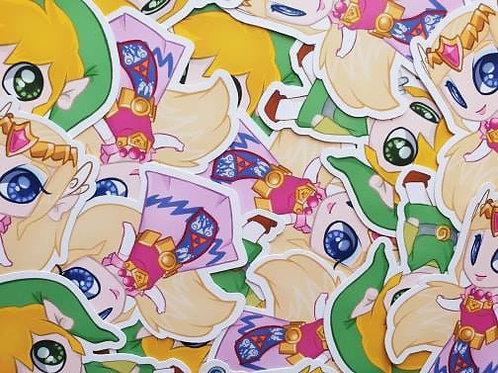 Zelda / Link Sticker