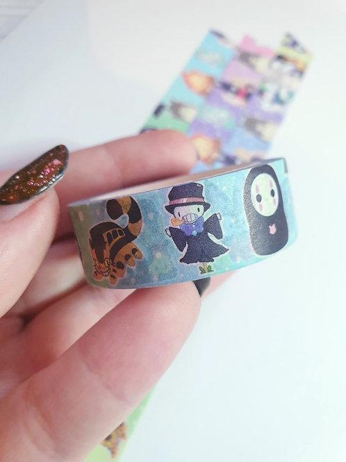 Studio Ghibli Washi Tape