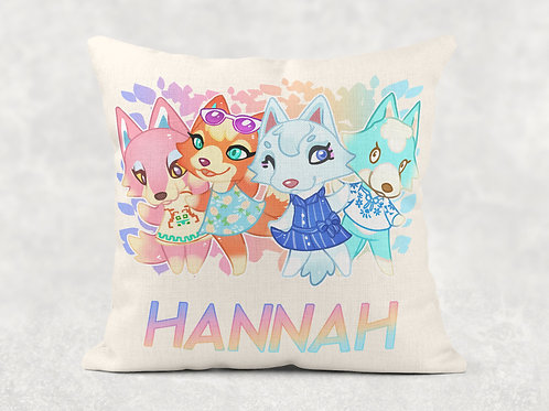 Animal Crossing Cushion