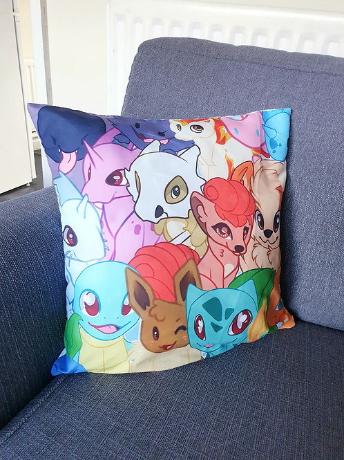 Pokemon Mix Cushion