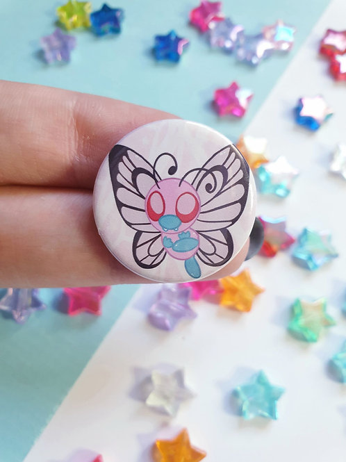 Butterfree Badge