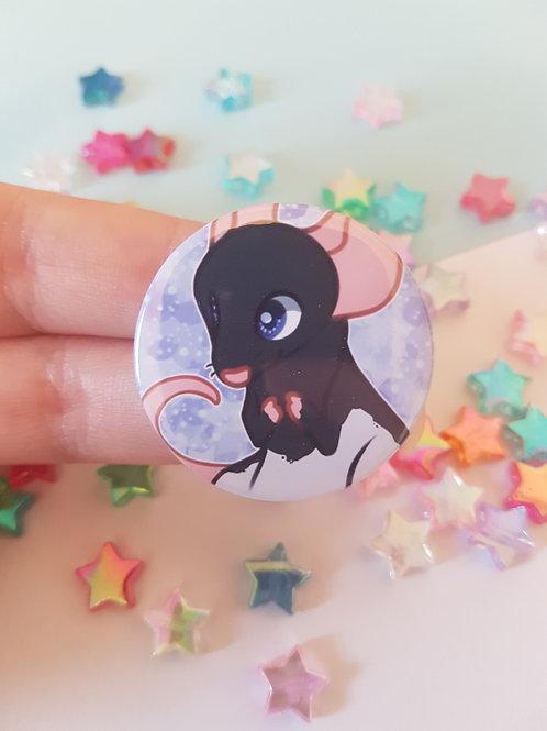 Rat Badge