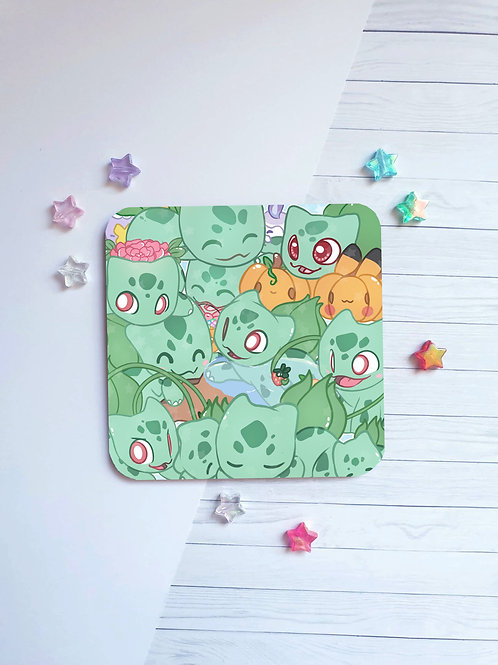 Bulbasaur Coaster
